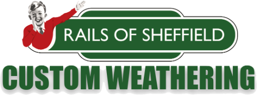 Rails Of Sheffield Custom Weathering