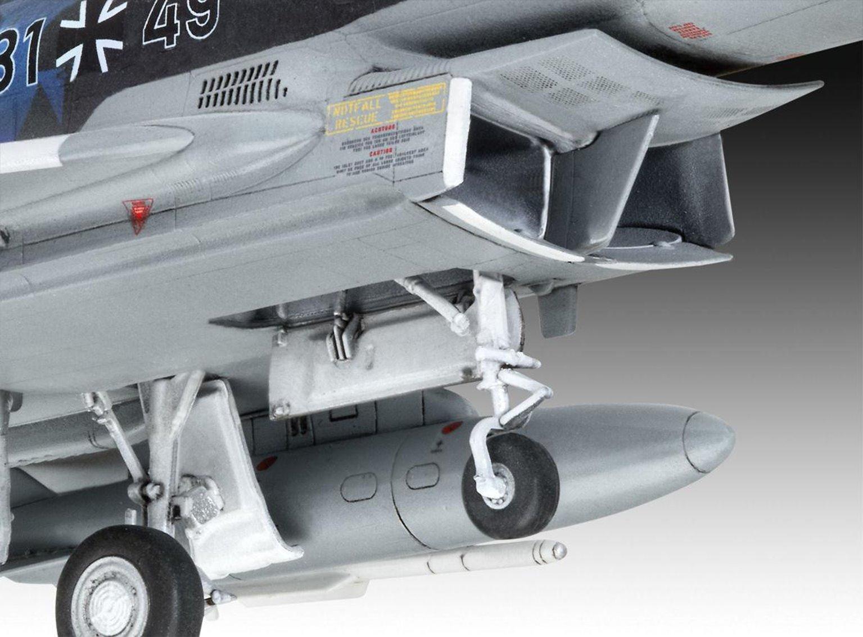 Eurofighter Luftwaffe 2020 Quadriga Kit (1:72 Scale)