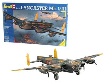 Avro Lancaster Mk.I/III Model Kit