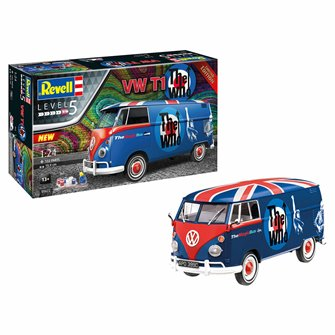 VW T1 'The Who' Kit Gift Set (1:24 Scale)