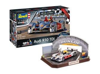 Audi R10 Tdi/3D Puzzle Gift Set (1:24 Scale)
