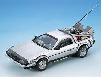 Back to the Future (Part 1) DeLorean Model Kit