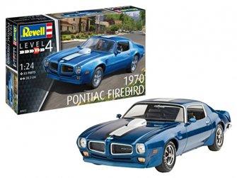 1970 Pontiac Firebird Model Kit