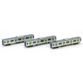JR E235 Series Yamanote Line EMU 3 Car Add on Set