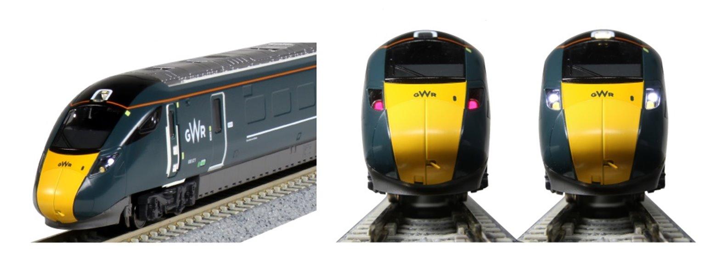 Class 800/0 GWR IET 800 021 5 Car EMU