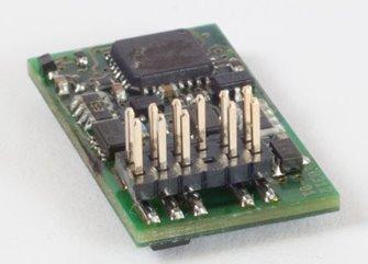 """""""Silver +"""" PluX 12 0.75/1.0A - 2 Function outputs with NEM 653 plug"""