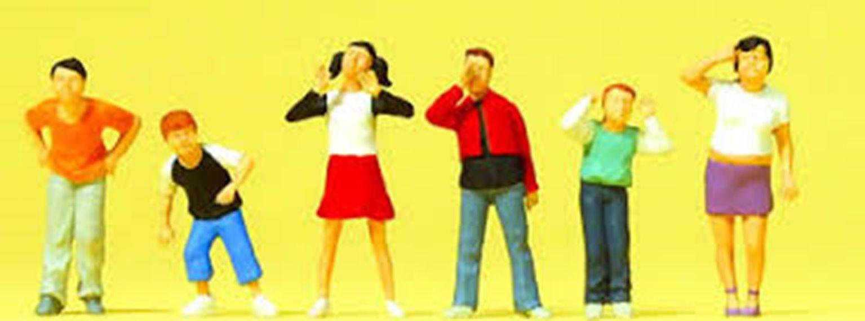 Children (6) Exclusive Figure Set