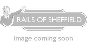 Class 33 010 BR Blue Locomotive with 4x 1980s grey fuel oil tanks (WEATHERED)