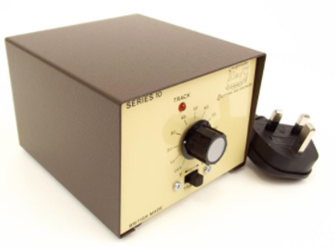 Single Track Cased Controller for G Scale