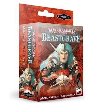 Warhammer Underworlds Beastgrave – Morgwaeth's Blade-coven