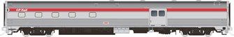 Budd Baggage-Dorm CP Rail Action Red Scheme '600'