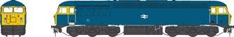 Class 56 BR Blue Heavy Freight Diesel Locomotive