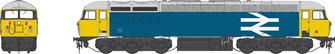 Class 56 BR Blue Large Logo Heavy Freight Diesel Locomotive