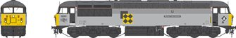 Class 56 101 Railfreight Coal Sector Mutual Improvement Heavy Freight Diesel Locomotive (Weathered Edition)