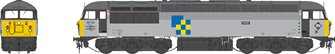 Class 56 110 'Craft' Railfreight Construction Sector Heavy Freight Diesel Locomotive