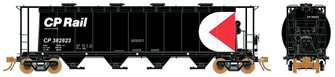 Ultimate Canadian 3800 u ft Covered Hopper - CP Rail (Early Multimark) Single Car