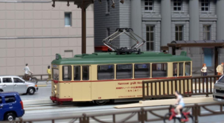 Hiroshima Electric Railway Type 200 Hannover Tram