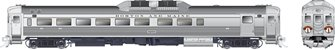 RDC-2 (Phase Ic) Boston & Maine #6204 - DCC Silent