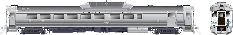 RDC-2 (Phase II) Boston & Maine (McGinnis) #6212 - DCC Silent