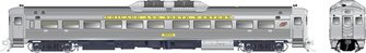 RDC-1 (Phase Ib) Chicago & North Western #9934 - DCC Sound