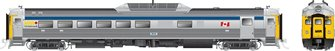RDC-2 (Phase II) VIA Rail Canada (Blue Stripe) #6215 - DCC Sound