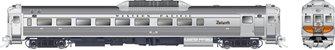 RDC-2 (Phase Ib) Western Pacific (Zephyrette) #375 - DCC Silent