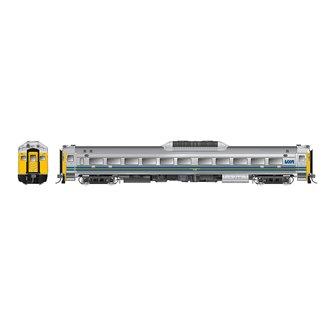 BUDD RDC-1 VIA Rail (Early) Phase 1c Rebuilt (Unnumbered) DC/DCC/SOUND