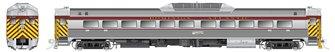 BUDD RDC-1 DAR - Maroon (Phase 2) #9059 DC/DCC/SOUND