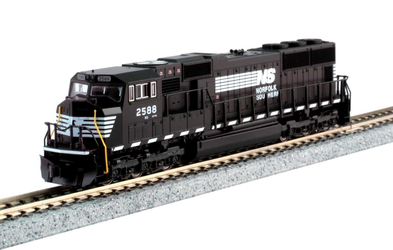 Norfolk Southern EMD SD70M (Flat Radiator) Locomotive No.2588