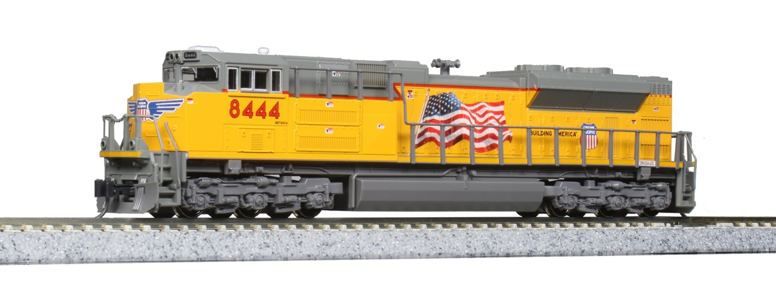 EMD SD70ACe Union Pacific 8444 (DCC-Fitted)