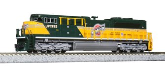 EMD SD70ACe Union Pacific 1995 C&NW Heritage
