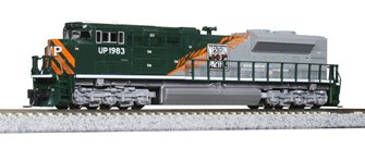 EMD SD70ACe Union Pacific 1983 WP Heritage (DCC-Fitted)