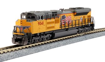 EMD SD70ACe Union Pacific 8497
