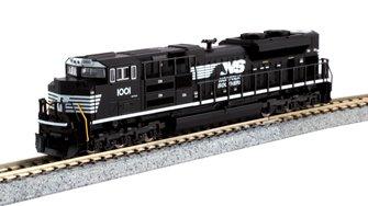 Norfolk Southern EMD SD70ACe Locomotive No.1001