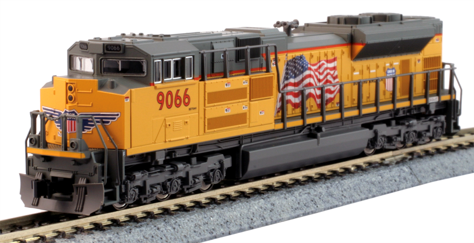 Union Pacific EMD SD70ACe Locomotive No.9066 DCC Fitted