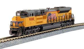 Union Pacific EMD SD70ACe Locomotive No.9088