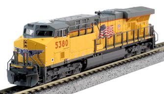 Union Pacific GE ES44AC Locomotive No.5380