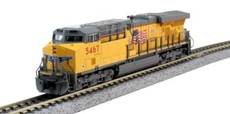 Union Pacific GE ES44AC Locomotive No.5467