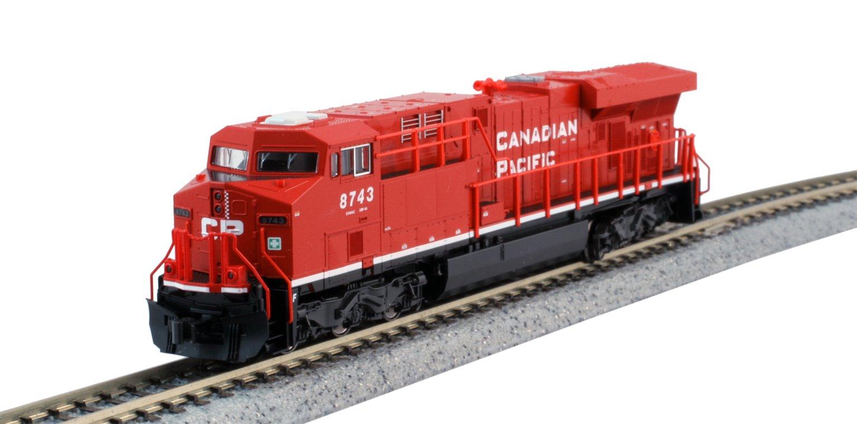 Canadian Pacific GE ES44AC Locomotive No.8743