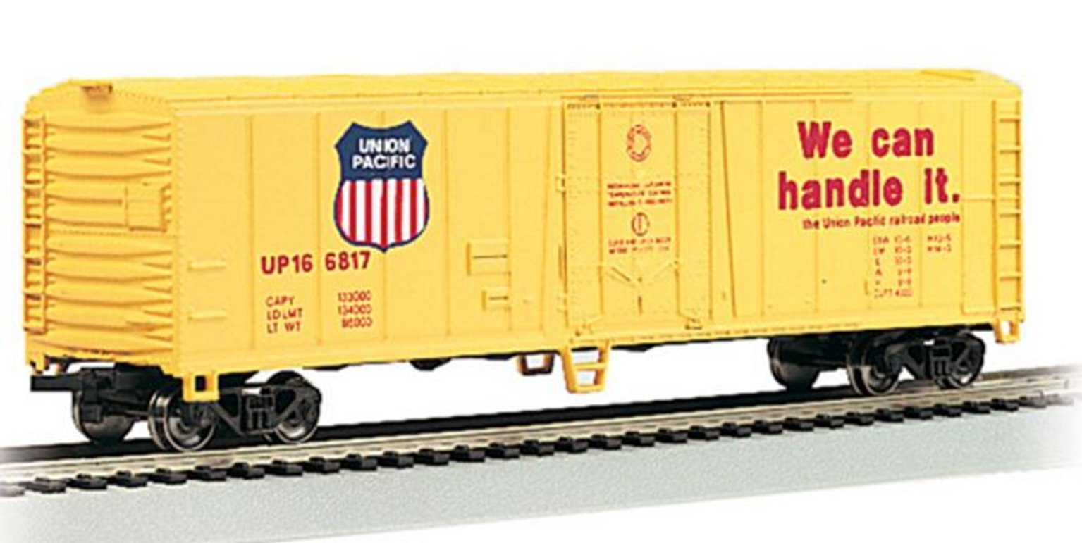 50 Steel Reefer Union Pacific