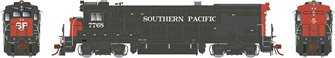GE B36-7 Locomotive Southern Pacific - 7767 (single P3 horn) - DCC Sound