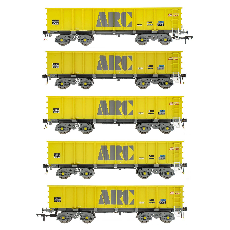 PTA/JTA+JUA Bogie Tippler Pack - ARC [CAIB] Mustard - Outer Pack