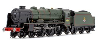 'E. Tootal Broadhurst' BR Green Patriot Class 4-6-0 Steam Locomotive No.45534