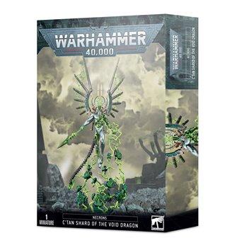 Warhammer 40,000 Necrons C'Tan Shard of The Void Dragon