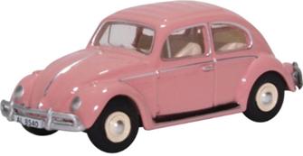 76VWB011HK Volkswagen Beetle Pink HK Registration