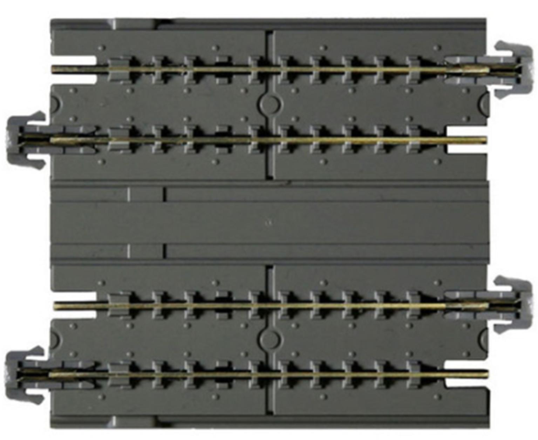KATO 20-049 Slab Dual Straight Feeder Track 62mm