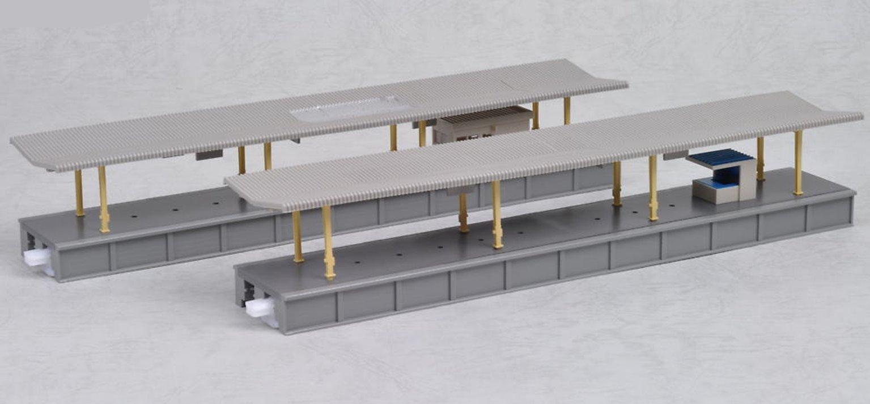 Kato 20-806 Island Platform Set