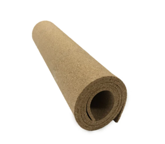 High Density Cork Roll – 915mm x 305mm – 2.5mm Thick