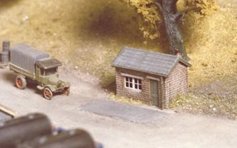Weighbridge Hut
