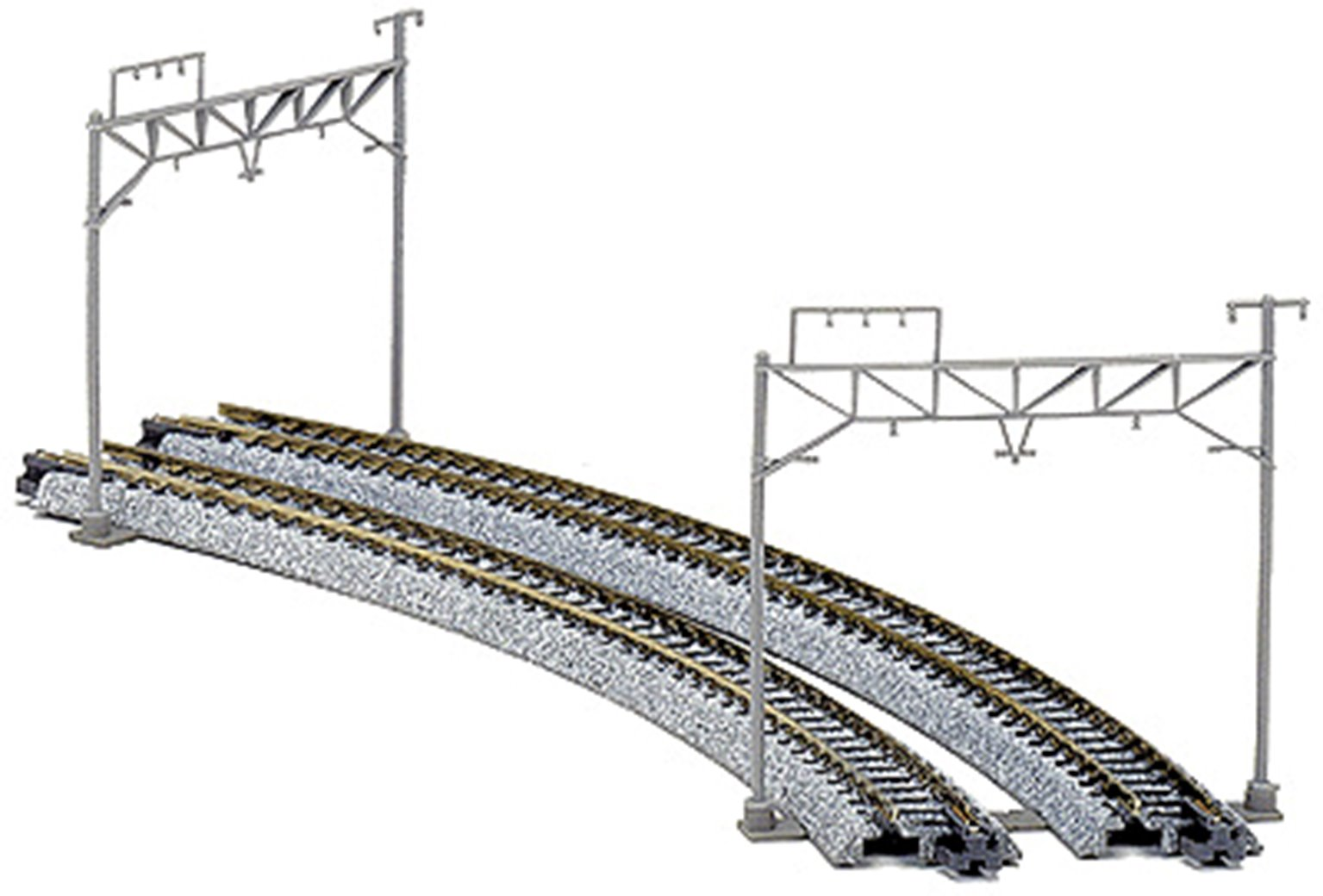 Double Track Catenary Masts (8)